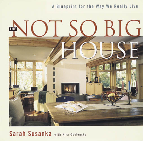 Book Review Giveaway The Not So Big House R One