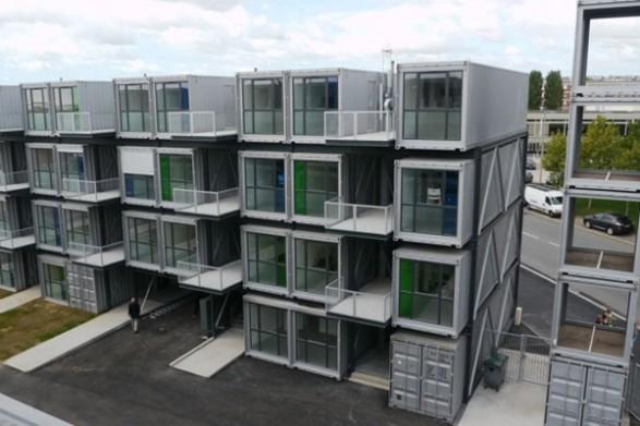 Basic Container Design R One Studio Architecture