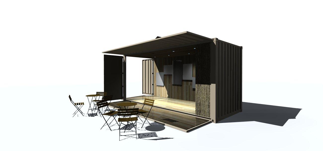 Sketches R One Studio Architecture