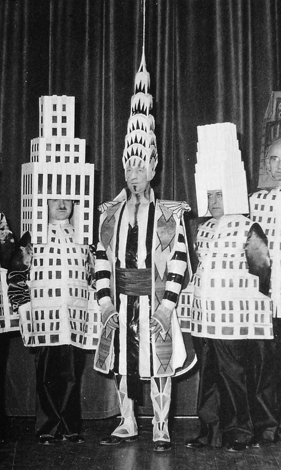 Beaux Arts Ball, 1931