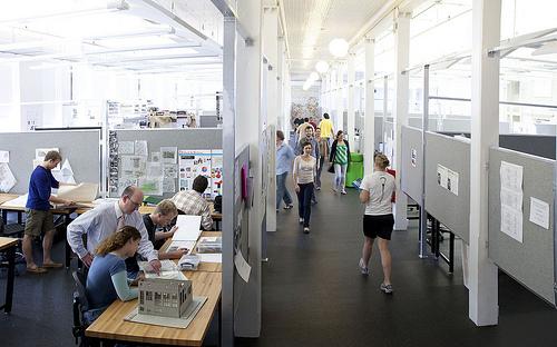 Eichberg Hall - Architecture Studio - Savannah College of Art and Design