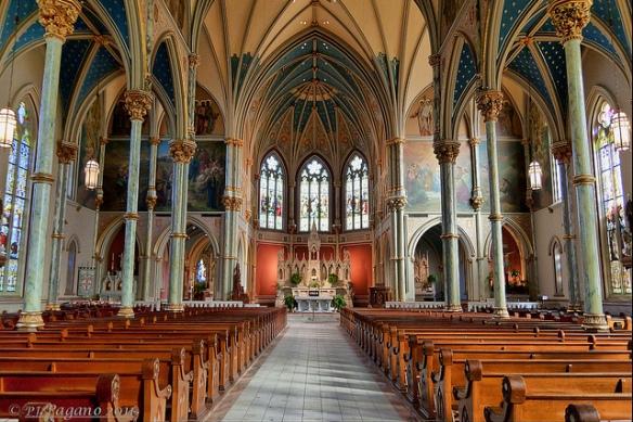 Cathedral of Saint John the Baptist, Savannah, Georgia