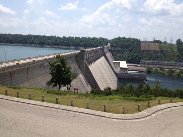 Bull Shoals Dam, Arkansas