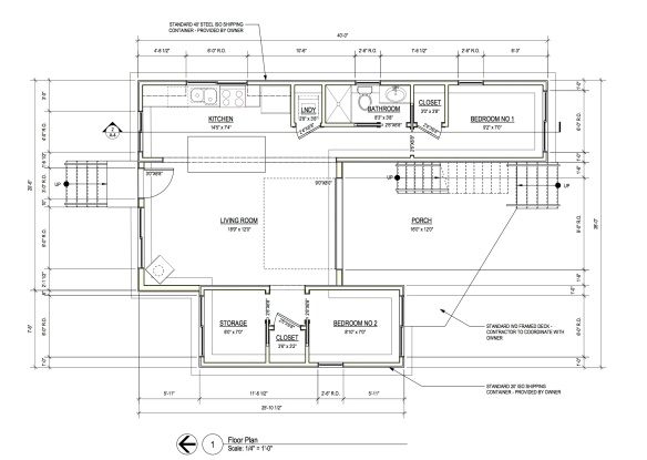 Floor Plan - copyright r | one studio architecture 2013