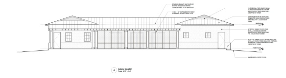 Rear Elevation - copyright r | one studio architecture 2013